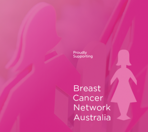 Breast Cancer Network Australia - Partnership Page